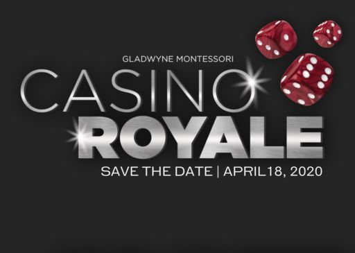 Join us for Casino Royale